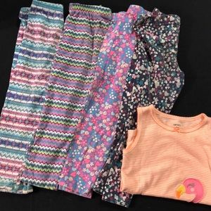 Other - 💖5/$25 bundle of girl's 4T play clothes